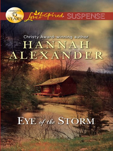 Eye of the Storm (Love Inspired Suspense)