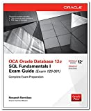 Oca Oracle Database 12C Sql Exam Izo 061