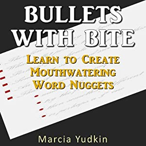 Bullets With Bite Audiobook