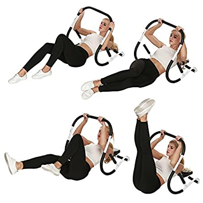 AB Roller Abdominal Crunch Exercise Machine for Home Gym [US Stock]