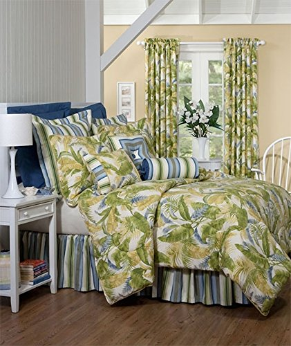 Cayman Cal King 4 Piece Comforter Set by Thomasville, 15