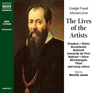 The Lives of the Artists Audiobook