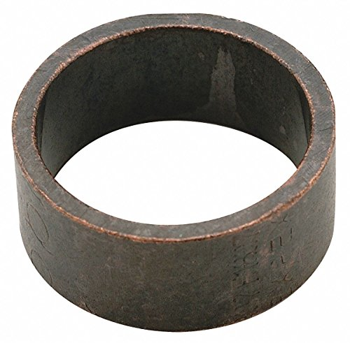 Copper Crimp Clamp Ring, Clamp Connection Type, 1-1/4