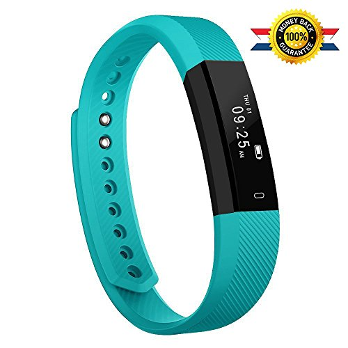 Fitness Tracker,Luluking Activity Tracker Water Resistant with Sleep Monitor, Bluetooth Smart Wristband...