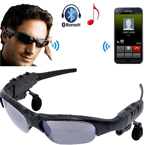 BEBONCOOL Bluetooth Sunglasses Wireless Headphone