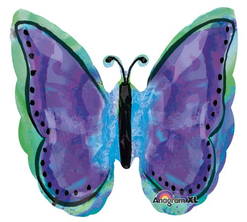 Beautiful Purple Butterfly 25