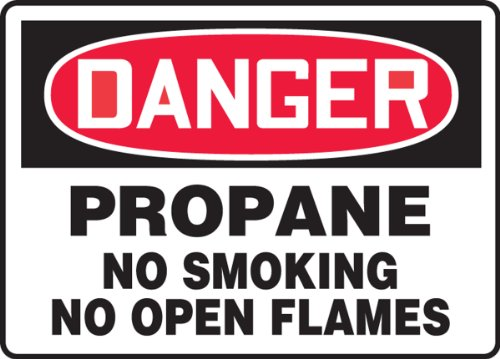 Accuform MCPG025VA Aluminum Safety Sign, Legend