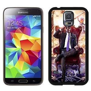 NEW DIY Unique Designed Samsung Galaxy S5 Phone Case For Saints Row IV Phone Case Cover