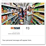 Big Bazaar - Digital Voucher
