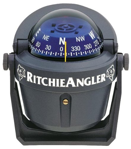 Ritchie E.S.RITCHIE & SONS angler Bracket, 2-3/4'' by Ritchie