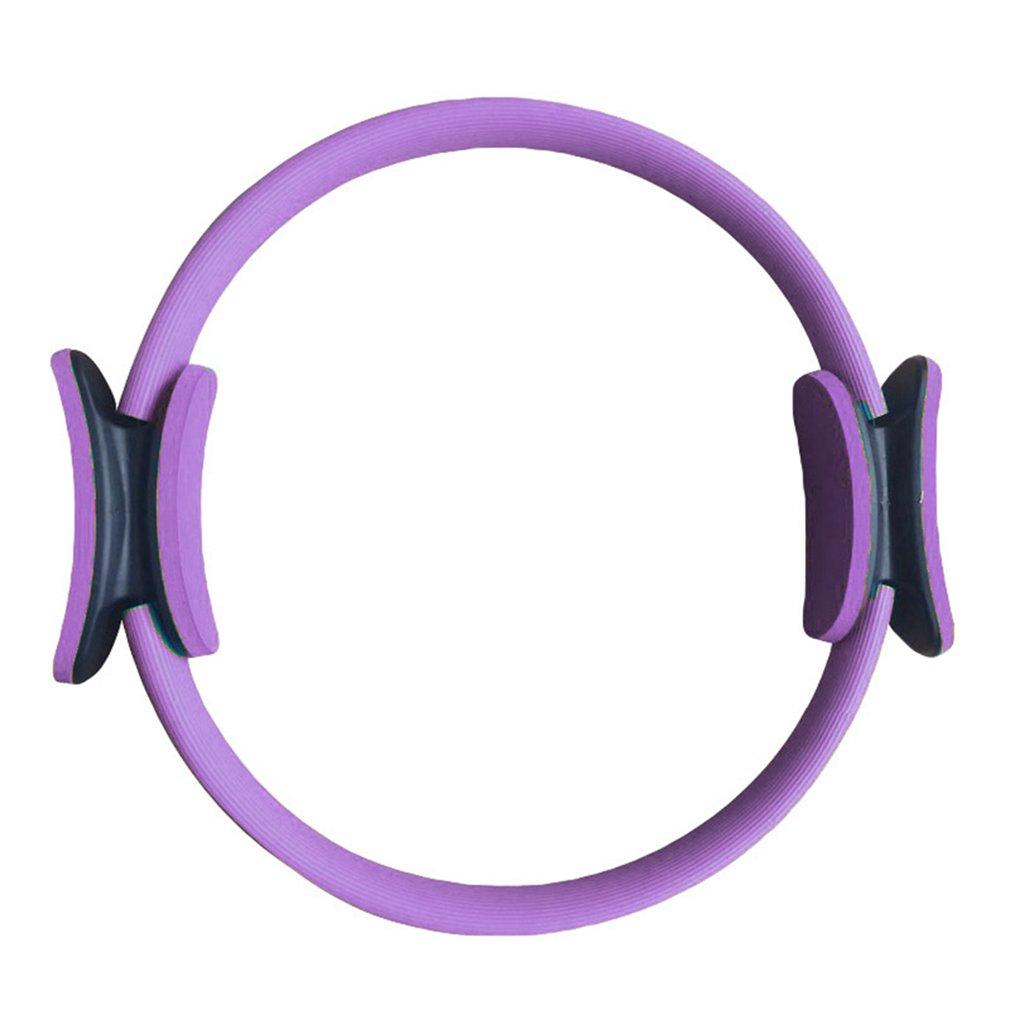 Baijiaye Pilates Circle Yoga Ring Yoga Wheel Fitness Slimming Shape for Women