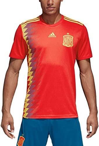 adidas Fef H JSY Camiseta Selección, Hombre: Amazon.es: Ropa y ...
