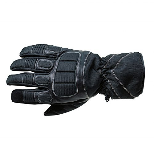 Oxford Bone - Oxford Bone Dry Original Plus Gloves, Black (XL)