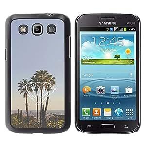 All Phone Most Case / Hard PC Metal piece Shell Slim Cover Protective Case Carcasa Funda Caso de protección para Samsung Galaxy Win I8550 I8552 Grand Quattro diamond Miami California la palm