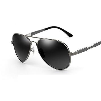 HUHUXIAOWU Día y Noche Gafas polarizadas, Gafas de Sol, Gafas de Sol, Ojos