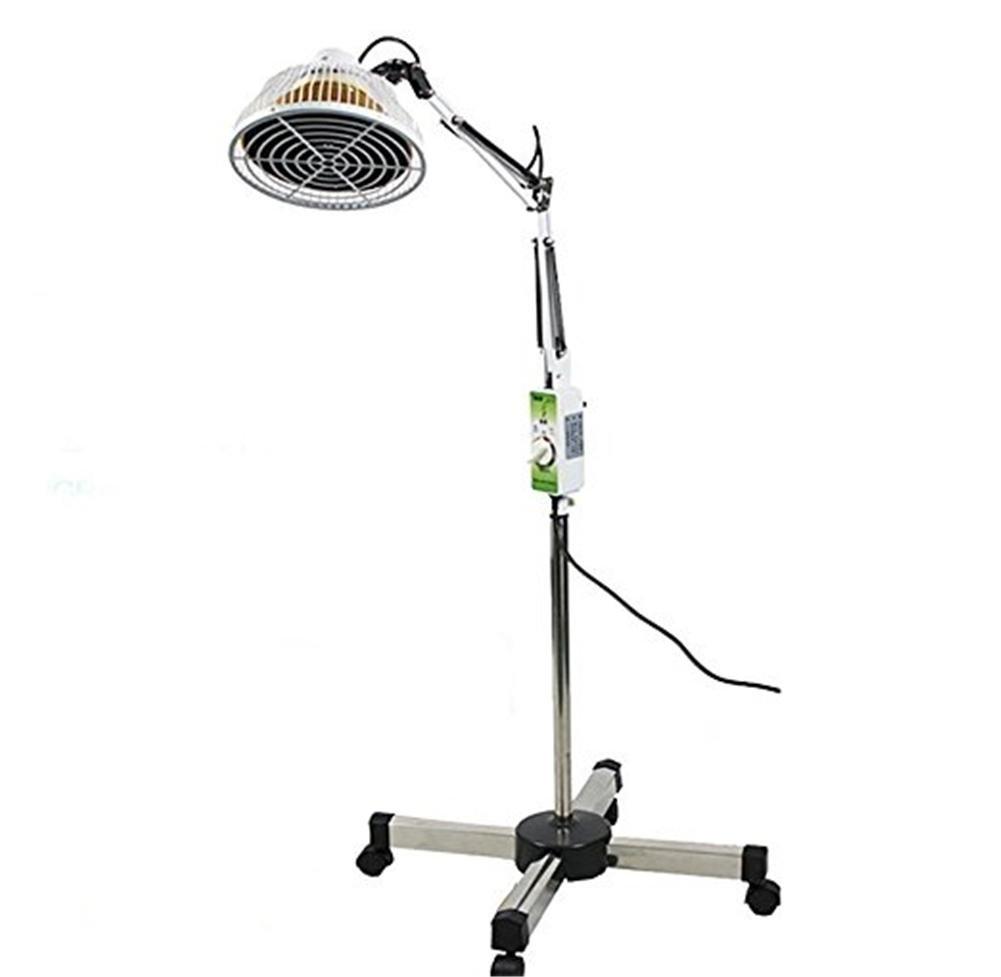 300W TDP Weit Infrarot Mineral Hitze Lampe Therapie Akupunktur Licht Abnehmbar Kopf Fuß boden Modell wexe.com