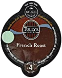 kcup coffee carafe - Keurig Green Mountain K-Cup Carafe Coffee, Tully's 8 Count (French Roast)