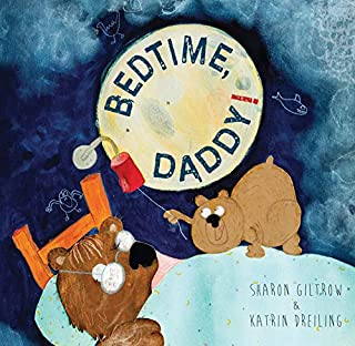 Book Cover: Bedtime Daddy!