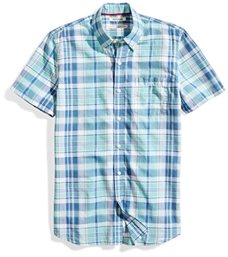 Goodthreads Men's Standard-Fit Short-Sleeve Lightweight for sale  Delivered anywhere in USA