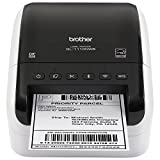 Brother QL-1110NWB Wide Format, Postage and Barcode Professional Thermal Label Printer with Wireless Connectivity