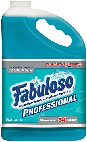 Multi-Surface Cleaner: Fabuloso Professional