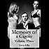 Memoirs of a Gigolo Volume Three