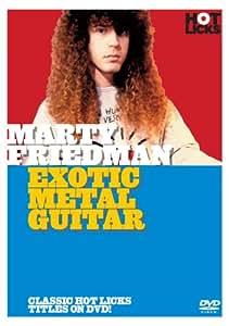 Marty Friedman - Exotic Metal Guitar [Reino Unido] [DVD]