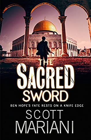 book cover of The Sacred Sword