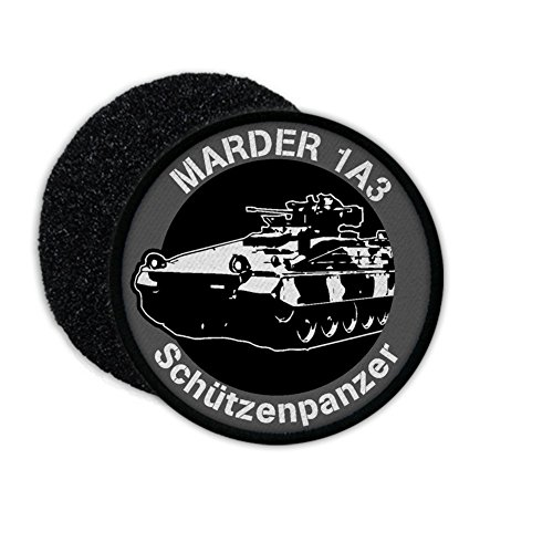 SPz Marder 1A3 tank infantry grenadier battalion company Bundeswehr badge insert - Patch/Patches