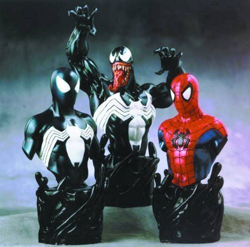 Bowen Designs Mini Bust (Spider-Man: Venom Mini Busts Triple Pack by Bowen Designs!)