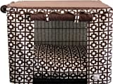 BowhausNYC Lattice Crate Cover, Large