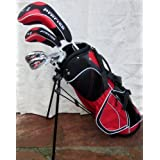 Boys or Girls Deluxe Golf Set Ages 6-8 Complete with Bag Jr. Clubs Junior