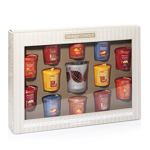 Yankee Candle Sampler - Yankee Candle Company 1552449 Autumn Days Samplers Gift Set