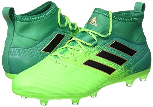 Bota de fútbol adidas Ace 17.2 Primemesh FG Solar green-Core black Solar green-Core black