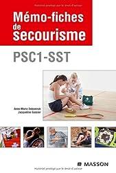 Mémo-fiches de secourisme PSC1-SST