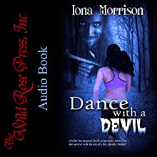 Dance with a Devil: A Blue Cove Mystery Audiobook by Iona Morrison Narrated by Elisabeth Russo