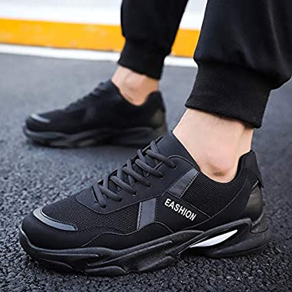 2c5daa4e769c9 Amazon.com: NANXIEHO Men's Shoes Trend Increase Sport Leisure Shoes ...