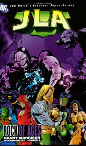JLA (Book 3): Rock of Ages