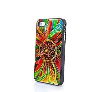 Generic Cute Dream Catcher PC Case iPhone 4/4S Hard Surface Matte Cover