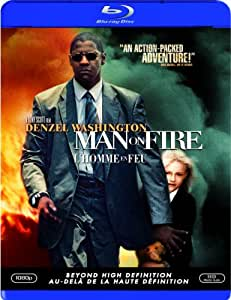 Man on Fire / L'Homme en Feu (Bilingual) [Blu-ray]