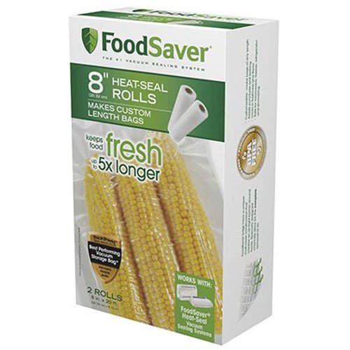 foodsaver rolls 8 inch - 2