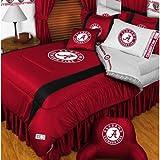 NCAA Alabama Crimson Tide - 5pc BED IN A BAG - Queen Bedding Set