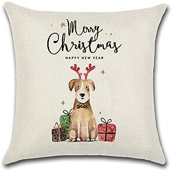 Wolf in Snow Faux Silk 45cm x 45cm Sofa Cushion