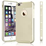 iPhone 6 Plus Case (5.5 inch),Keetech[Slim Hybrid Dual Layer] Heavy Duty Case Cover for Apple iPhone 6 Plus and iPhone 6s Plus 5.5 inch (Champagne Gold-Gold)