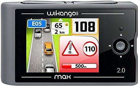 Wikango Max 2,0 Millennium de asistente de conducción de suscripción de por vida
