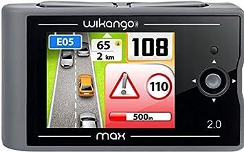 Wikango Max 2,0 Millennium de asistente de conducción de suscripción de por vida: Amazon.es: Electrónica