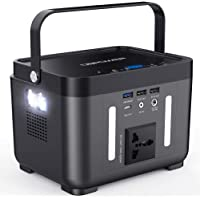 Dbpower Portable Power Station with 110V AC Outlet