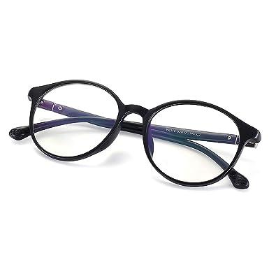 08234afb1f Fake Glasses Vintage Wayfarer Frame Unisex Eyeglasses Thick Round Stylish  Cat Eye Rim Non-prescription