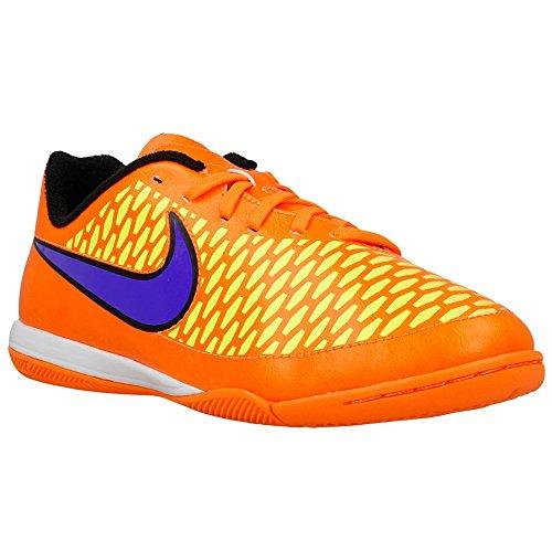 Nike Junior Magista Onda IC - Total Orange/Persian Violet/Laser Orange/Hyper Punch - Intense Heat 5.5