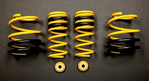 - RaceComp Engineering Yellow Sport Lowering Springs for 15-16 Subaru STI